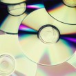 Cds Texture — Stock Photo