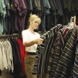 Woman Shopping — Foto de Stock