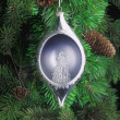 Christmas Tree Ornaments — Foto de Stock