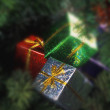 Christmas Tree Ornaments — Foto Stock #31604491