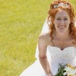 Portrait Of A Bride — Stock Photo #31604639
