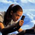 vrouw training op de hometrainer — Stockfoto