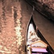 Gondola In The Canal Venice Italy — Photo