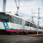 A Train — Stock Photo