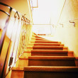 Stock Photo: Stairway