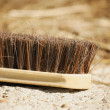 Stock Photo: A Grooming Brush