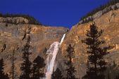 Waterfall, Takakkaw Falls, Yoho National Park — Stock Photo