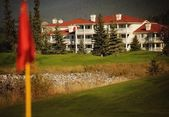 Golf Resort — Stock Photo