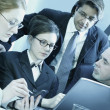 Team Of Professionals Consulting — Stock Photo #31610585