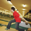 Stock Photo: Bowling