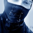 Man In Ski Mask — Stock Photo