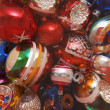 图库照片: Christmas Ornaments