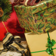 Gifts At Christmas — Foto Stock