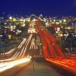 Traffic In A City — Stock Photo
