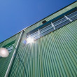 Stock Photo: Industrial Building