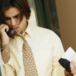 Man On Telephone — Stock Photo