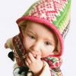 Stock Photo: Child With Hat