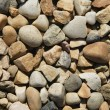 Stock Photo: Washed Rocks