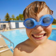 Stock Photo: Child With Goggles