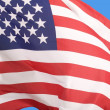The American Flag — Stockfoto