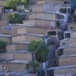 Stock Photo: Rows Of Houses