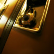 Stock Photo: Closeup Of Locker