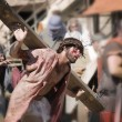 Stock Photo: Crucifixion Of Christ
