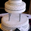 A Wedding Cake — Stock Photo