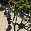 People Jumping — Stock Photo #31617737