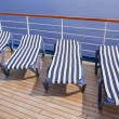 Lounging Chairs — Stockfoto