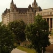 Chateau Laurier Hotel — Stock Photo