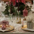 Stock Photo: Formal Table Settings