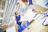 A Basketball Game — Stock Photo