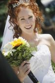 A Beautiful Bride — Stock Photo