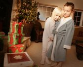 Waiting To Open The Presents — Stock Photo