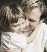 Father And Daughter — Stock Photo