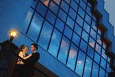 A Romantic Evening — Stock Photo