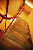 Scale all'interno dell'edificio — Foto Stock
