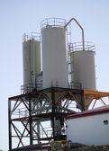 Part Of Industrial Equipment — Stock Photo