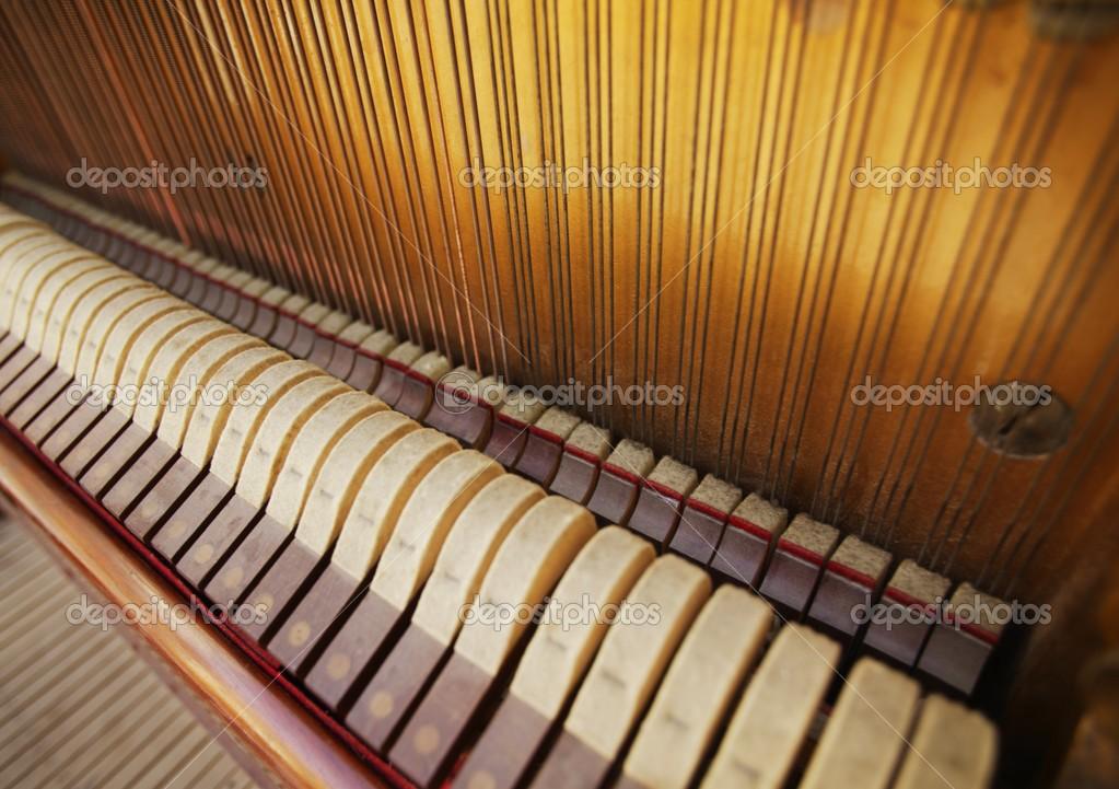 L 39 int rieur d 39 un piano photographie designpicsinc for Inside l interieur