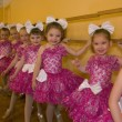A Group Of Young Dancers — Stock Photo