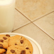 Milk And Cookies — Stock Photo #31620333