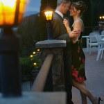 A Romantic Date — Stock Photo