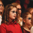 Stock Photo: A Choir Of Children