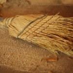 Broom — Stock Photo