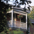 Stock Photo: Exterior Sun Porch