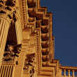 Stock Photo: Architectural Detail