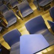 Stock Photo: Theatre Seating