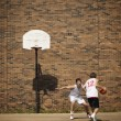 Playing Basketball — Stock Photo #31624505