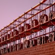 Stock Photo: Construction Of A Building